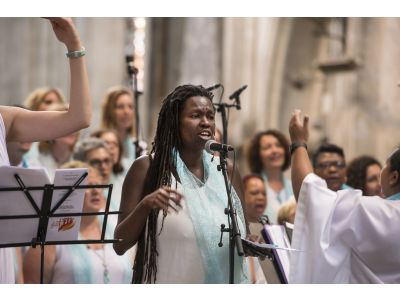Célébration Gospel 2018 Photo3 D. Durand